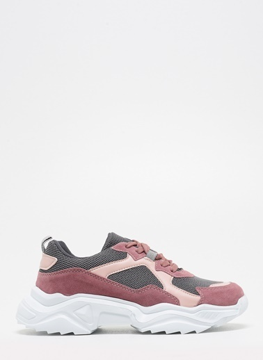 F By Fabrika Sneakers Pembe